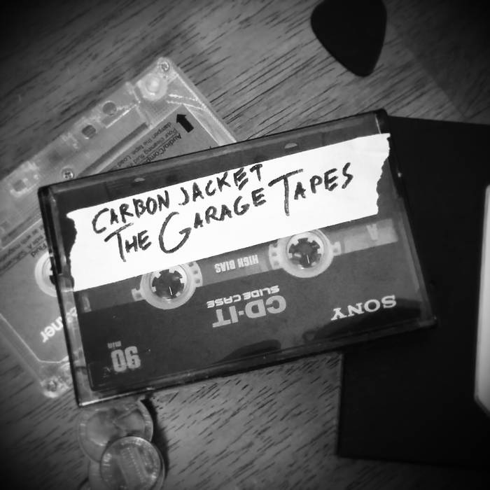 Garage Tapes Album Art